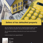 Tax defaulted property