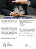 FARM: Sinking under your mortgage?