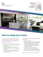 FARM: How to stage your home