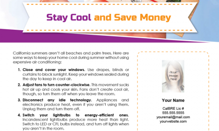 FARM: Stay Cool and Save Money