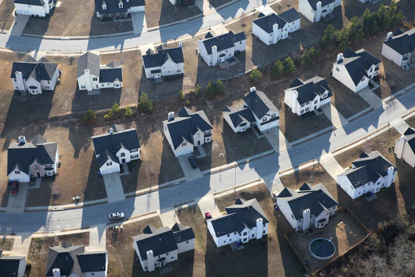 Is the refusal to rezone land for an affordable housing project based on implicit discrimination a violation of the Federal Fair Housing Act?