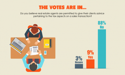 The votes are in: agents cannot provide tax advice?