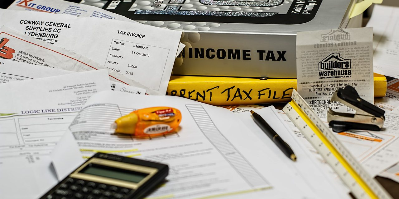 2016 Personal Income Tax Deduction Schedule