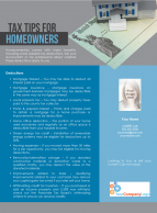 FARM: Tax tips for homeowners