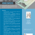 Tax tips for homeowners