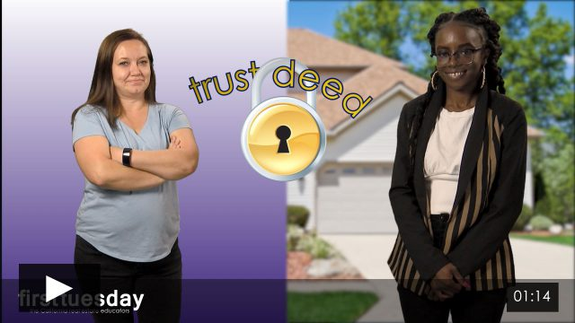 The Note and Trust Deed Work Together