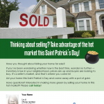 FARM: Thinking about selling? Take advantage of the hot market this Saint Patrick's Day!