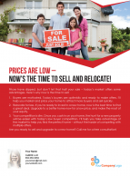 FARM: Prices are low –  now's the time to sell and relocate!