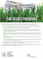 FARM: Turf rebate programs