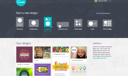 Tech Corner: Free marketing design platform, Canva