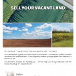 Vacant landowners