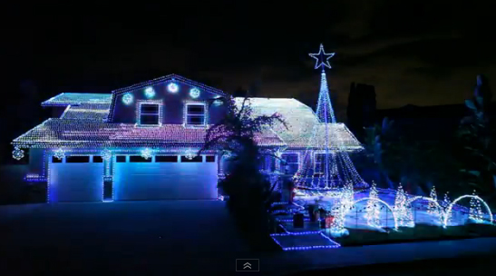 See how others decorate their house for Christmas