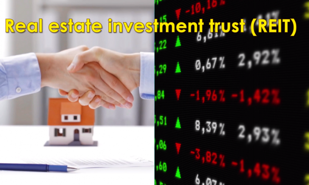 Word-of-the-Week: Real estate investment trust