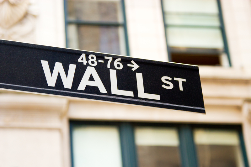 What's Wall Street got to do with it?
