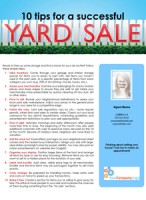 FARM: 10 tips for a successful yard sale