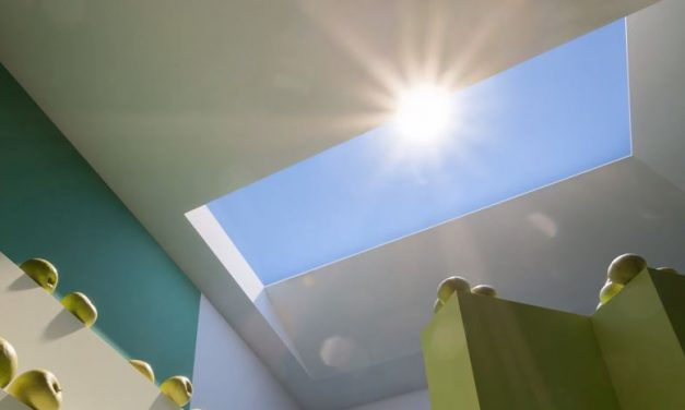 The new artificial skylight