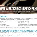 Broker courses
