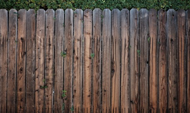 Does a fence that is not costly to move constitute a permanent encroachment?