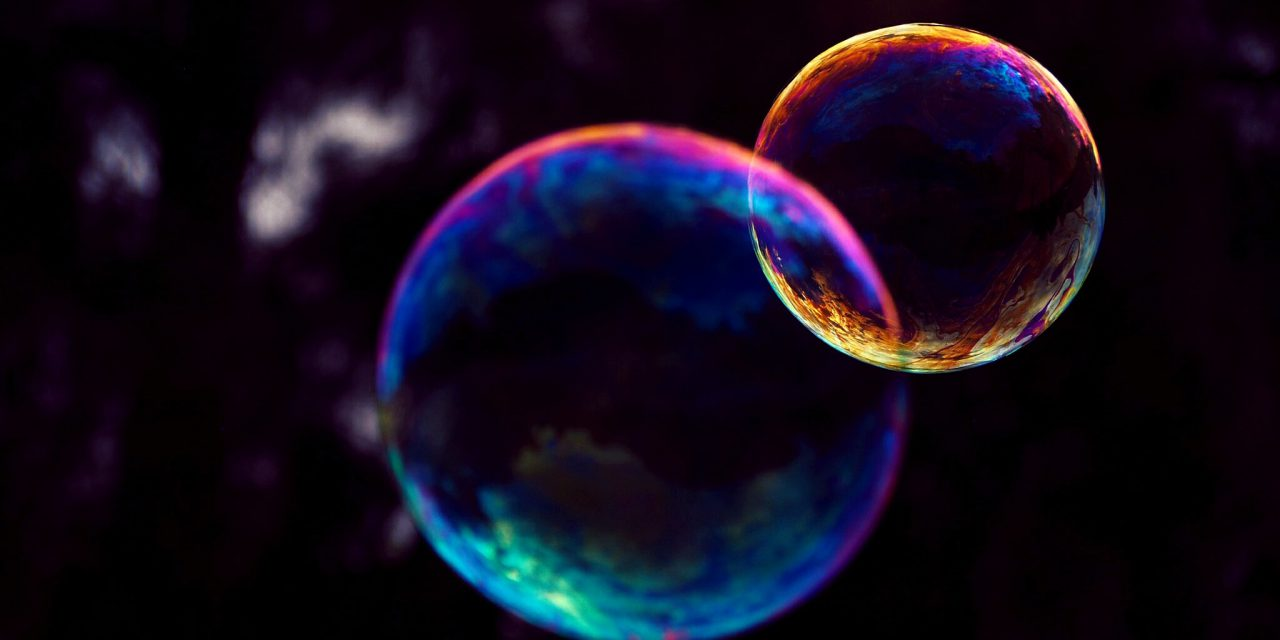POLL: When will today's sales price bubble in real estate burst?