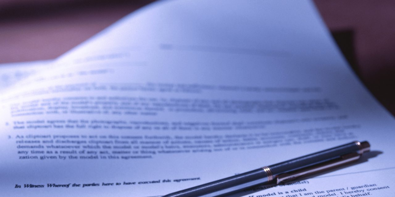 Is a deed rendered invalid when a material modification is made prior to recording?