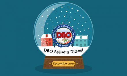 DBO Bulletin Digest December 2019