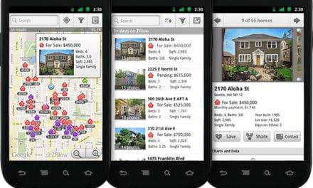 Real Estate Tech Corner: Zillow mobile app