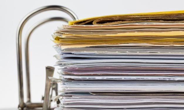 New procedures for rerecording documents