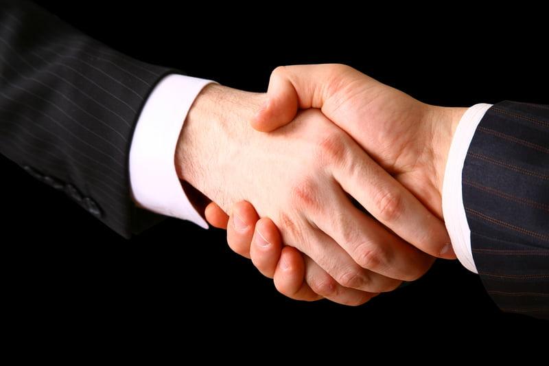 A broker-to-broker written referral fee agreement