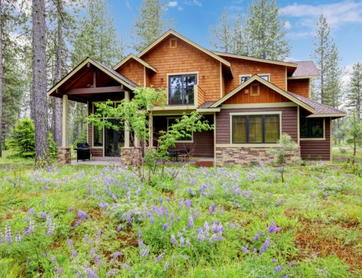 http://www.dreamstime.com/royalty-free-stock-image-mountain-cabin-home-exterior-image28020606