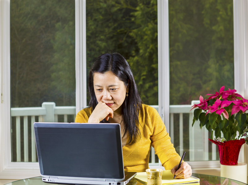 5 tips to make your home office work for you