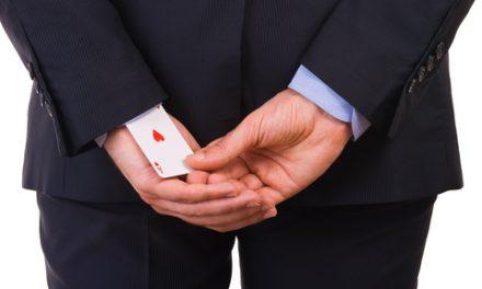Shuffling appraisals around to buyers