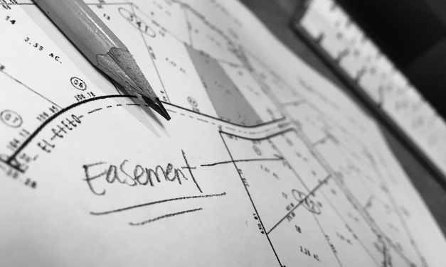 Can a negligently encroaching land owner seek a prescriptive easement over the neighboring property?