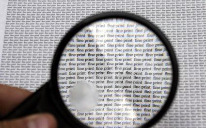 New credit score info magnifies lender's scrutiny
