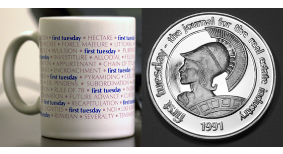 The great first tuesday coin and mug buyback!