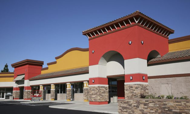 Get creative with vacant retail space