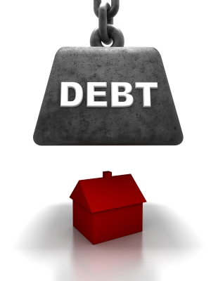Retirees: don't sweat the mortgage debt