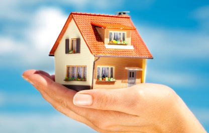 The FHA-insured home loan