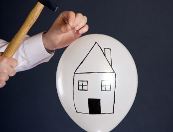 Home prices don't back speculation