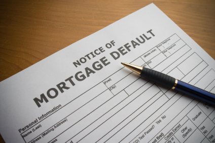 Residential landlords must disclose a notice of default to potential tenants