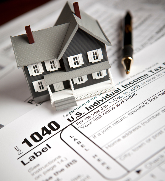 New guidelines for the real estate tax deduction