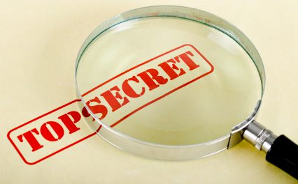 Confidentiality of information: by agency or by agreement