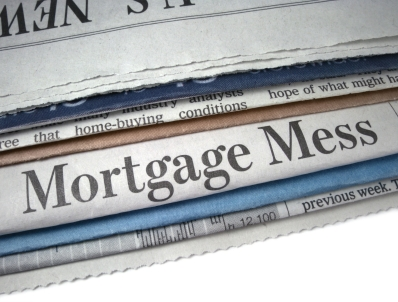 Mortgage market reform from the executive branch