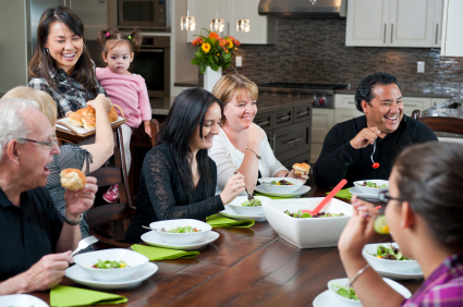 Make Room For Grandma U2014multi Generational Living On The Rise In California