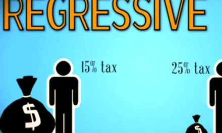 Is Prop 13 a regressive tax regime?