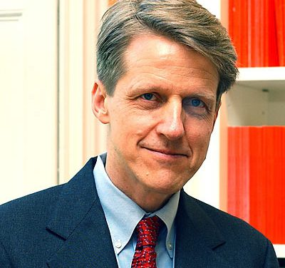 Robert Shiller wins Nobel Prize for explaining asset prices