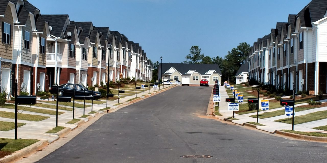 May home sales volume remains flat