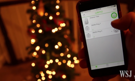 Deck the halls with smart home tech