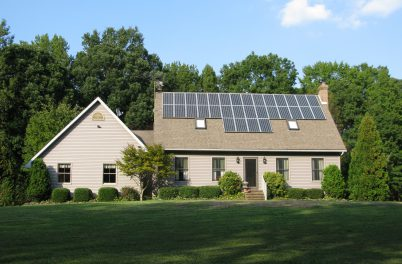 Tax exclusion for solar energy construction extended