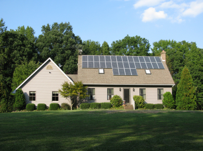 Utility user tax exemption for clean energy