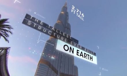 The tech behind the world's tallest building